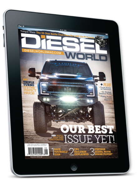 Diesel World June 2019 Digital