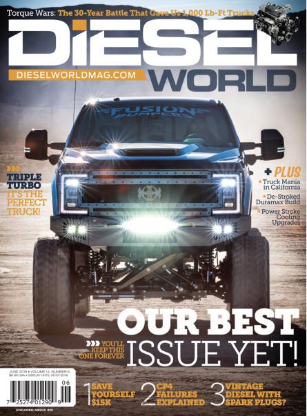 Diesel World June 2019