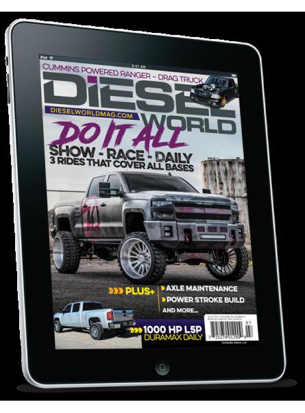 Diesel World July 2021 Digital