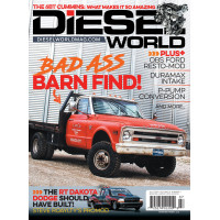 Diesel World July 2020