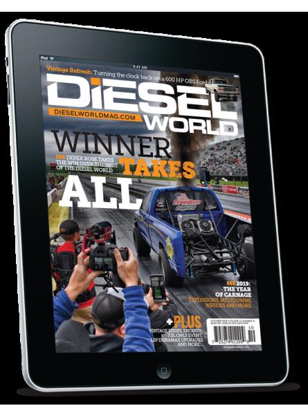 Diesel World October 2019 Digital