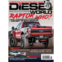 Diesel World November 2020