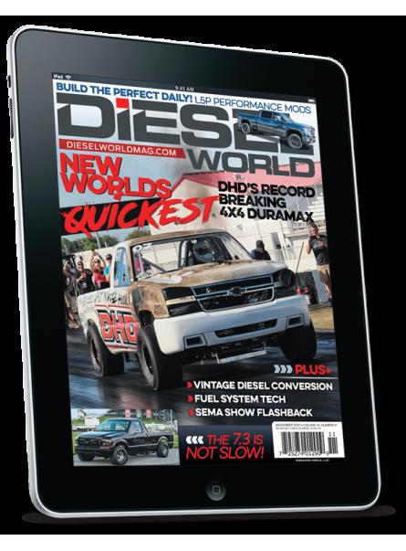 Diesel World November 2021 Digital