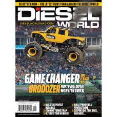Diesel World 1 Yr. Print Subscription