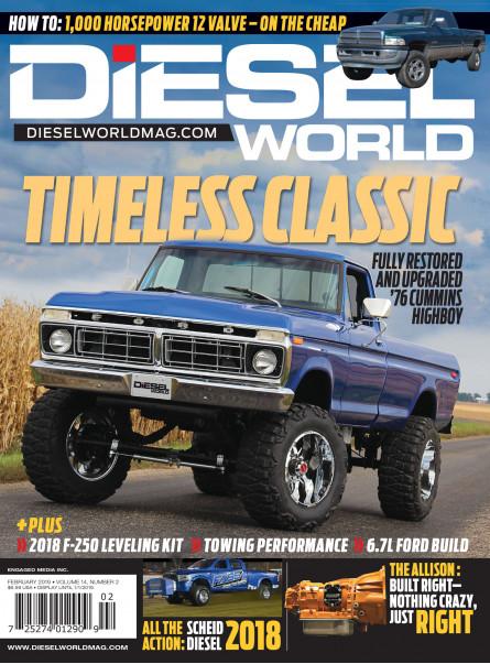 Diesel World February 2019