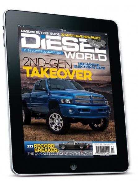 Diesel World February 2020 Digital