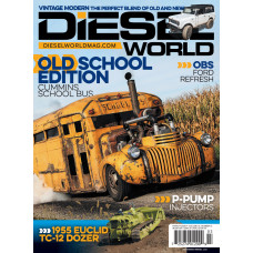 Diesel World March 2020