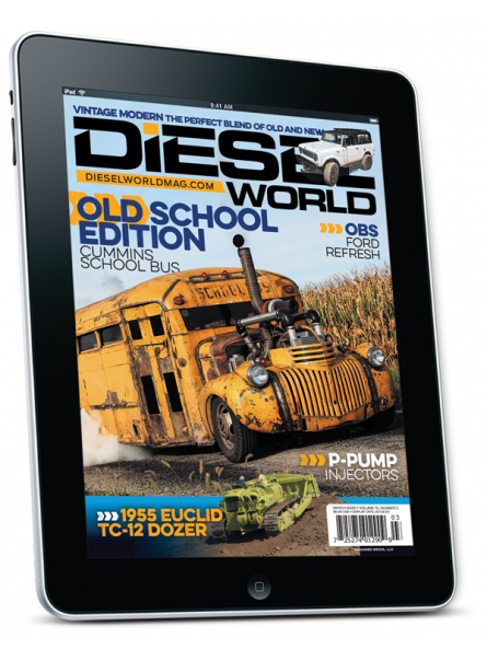 Diesel World March 2020 Digital