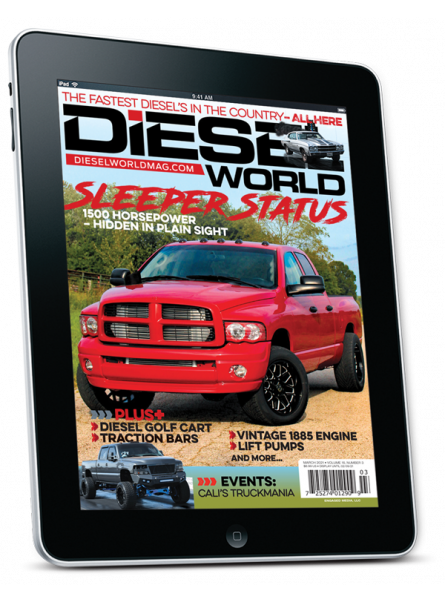 Diesel World March 2021 Digital