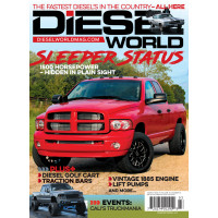 Diesel World March 2021