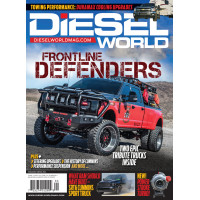 Diesel World April 2019