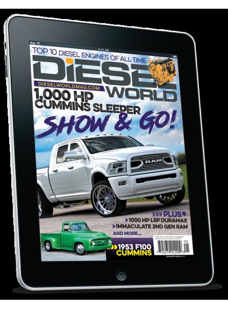 Diesel World May 2021 Digital