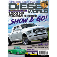 Diesel World May 2021