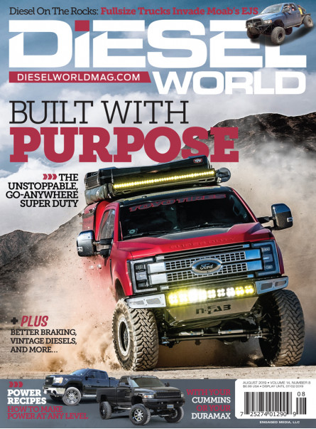 Diesel World August 2019