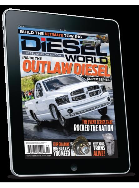 Diesel World March 2019 Digital