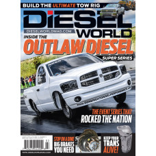 Diesel World Print Subscription