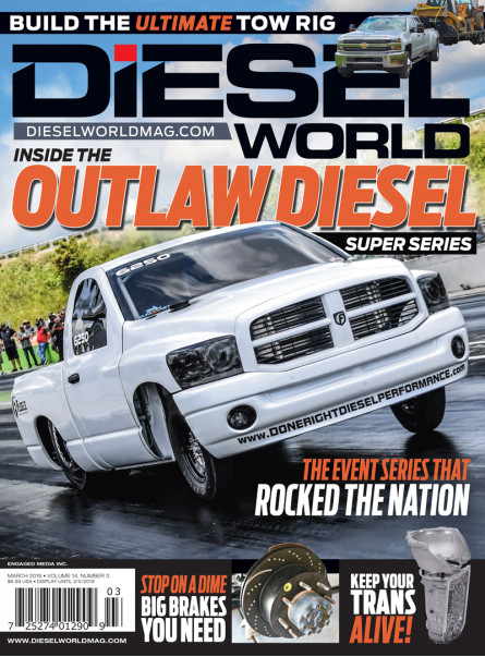 Diesel World March 2019