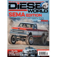 Diesel World April 2020