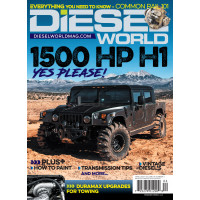 Diesel World April 2021