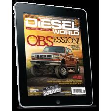 Diesel World Digital Subscription