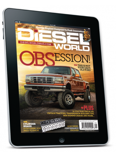 Diesel World September 2019 Digital