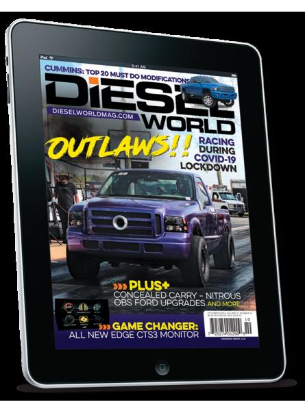 Diesel World October 2020 Digital