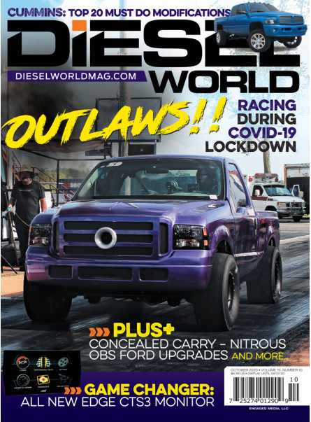 Diesel World October 2020