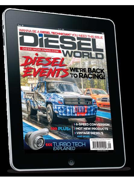 Diesel World September 2021 Digital
