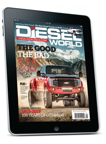 Diesel World May 2019 Digital