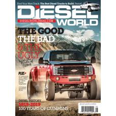 Diesel World May 2019