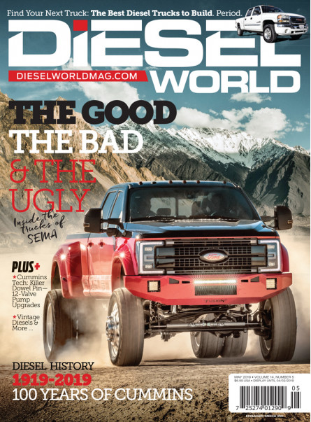 Diesel World May 2019