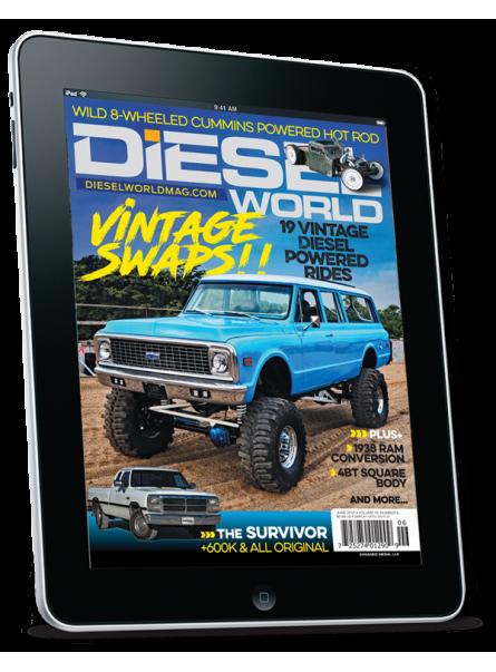 Diesel World June 2021 Digital