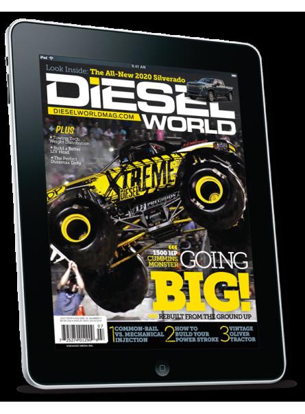 Diesel World July 2019 Digital