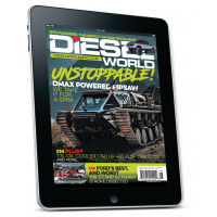 Diesel World August 2020 Digital