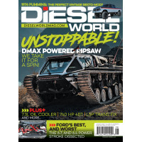Diesel World August 2020