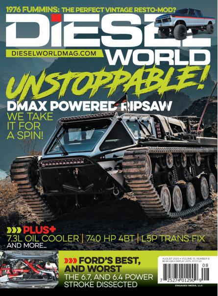 Diesel World August 2020