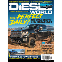 Diesel World August 2021