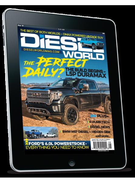 Diesel World August 2021 Digital