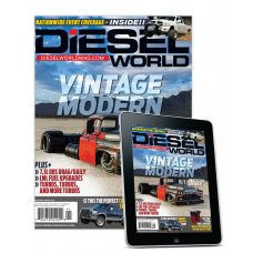 Diesel World Combo Subscription