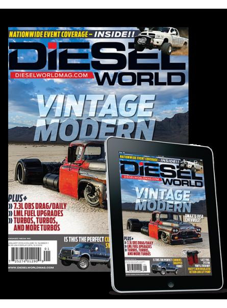 Diesel World Combo Subscription