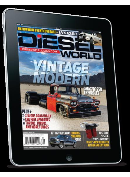 Diesel World January 2019 Digital