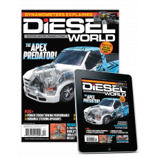 Diesel World Combo Magazine