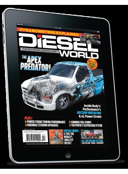 Diesel World Digital Magazine