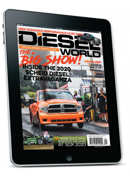 Diesel World January 2021 Digital