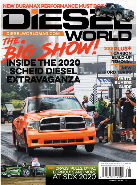Diesel World January 2021