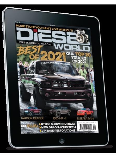 Diesel World December 2021 Digital