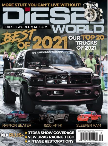 Diesel World December 2021