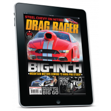 Drag Racer January 2019 Digital