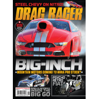 Drag Racer January 2019