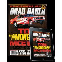 Drag Racer Combo Magazine